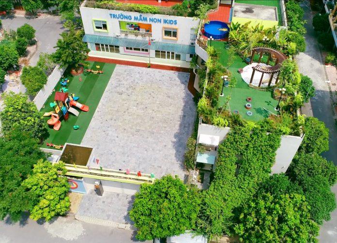 Trường mầm non song ngữ Ikids Montessori Thái Bình