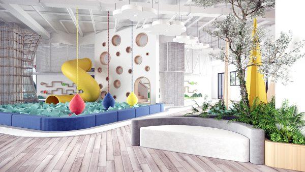 Hình ảnh trường mầm non song ngữ Sakura Montessori Hà Đông Hà Nội