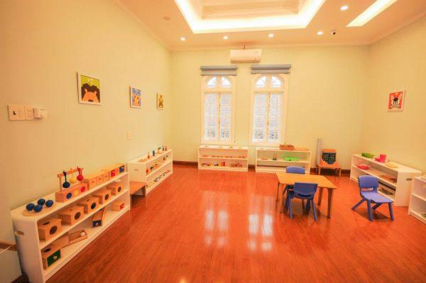 Hình ảnh trường mầm non song ngữ Sakura Montessori Lê Hồng Phong, Ngô Quyền, Hải Phòng