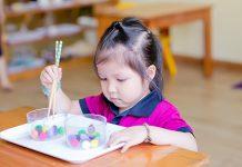 Khám phá lĩnh vực Thực hành cuộc sống trong lớp học Montessori