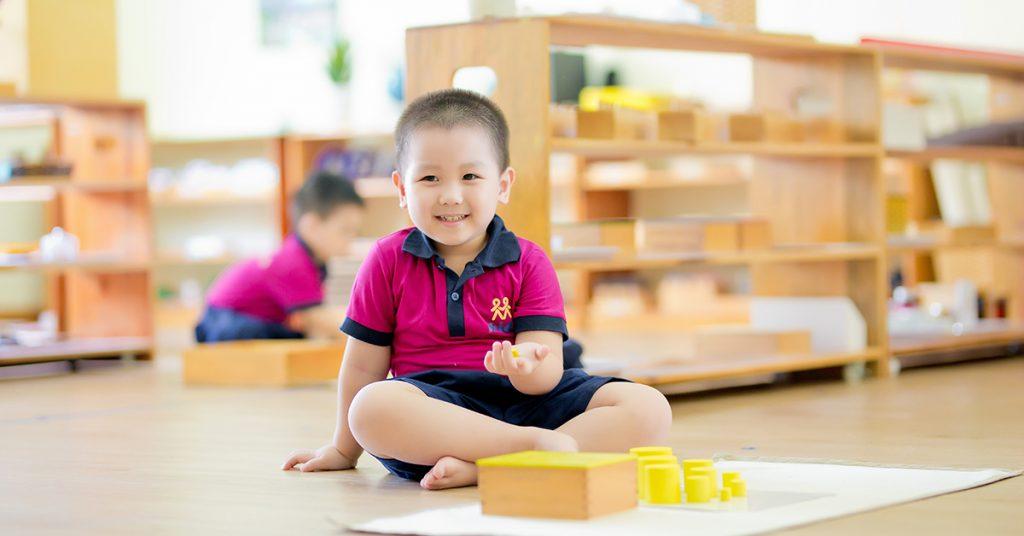5 kỹ năng nền tảng thế kỷ 21 trường IKIDS Montessori xây dựng cho trẻ