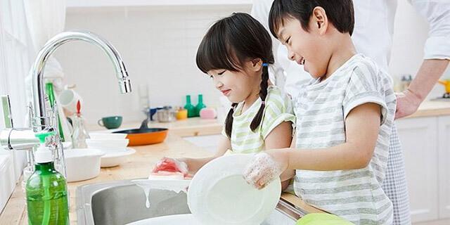 Dạy kỹ năng sống cho trẻ mầm non vào dịp Tết theo cách các bà mẹ châu Á 1